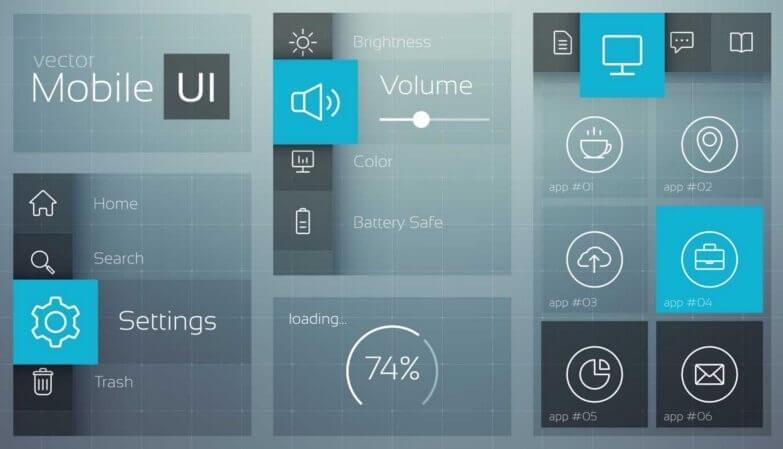 UX/UI дизайн любой сложности